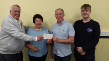 Brixham Junior Sailing Club Grant 2019