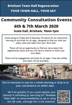Community Consultation Events