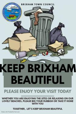 Keep Brixham Beautiful