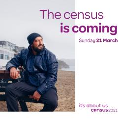 Census - March 2021