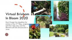 Virtual Brixham In Bloom Competition