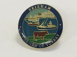 Brixham Badges For Sale